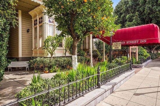 Garden Street Inn Downtown San Luis Obispo: Exterior Walkway