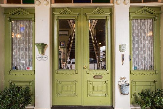 Garden Street Inn Downtown San Luis Obispo: Exterior Entrance