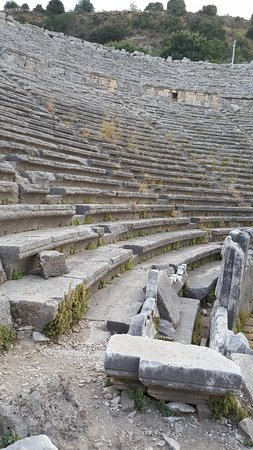 Perge Ancient City: Perge forgotten history