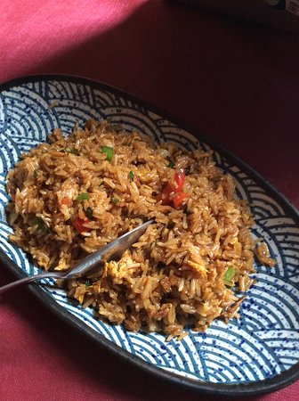 Mao Hunan: Fried Rice