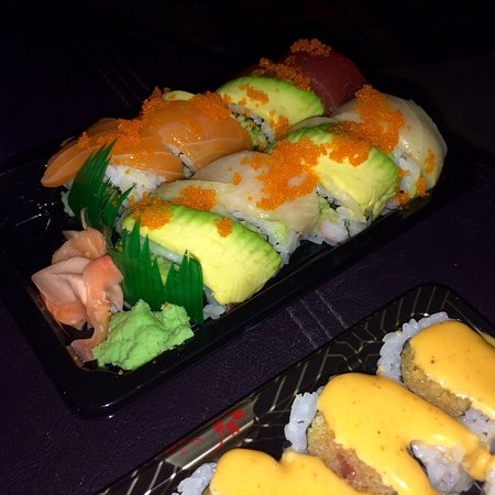 Fuji Japanese Seafood & Steak House: FUJI takeout... Yes, Please!!
