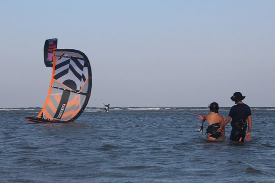 Session Sports: Master all the necessary skills with the kite during the Kite Session