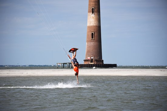 Session Sports: Gain a new perspective on life with a kiteboarding lesson!