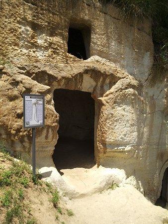 Le Grotte - Museo della Civiltà Contadina ed Insediamento Rupestre: Insediamento Rupestre e Museo della Civilta Rupestre e Contadina