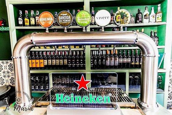 Ti Maria: temos Bohemia, Bandida do Pomar entre outras bebidas portuguesas