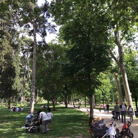Parc du Retiro Photo