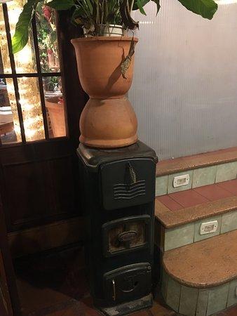 Restaurante Braseria El Rodal: Lugar con muchísimo encanto