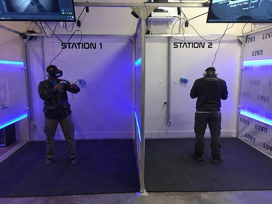 VR1 Arcade