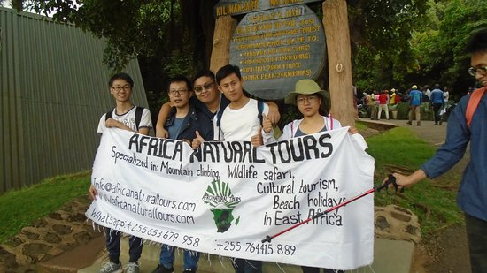 Africa Natural Tours