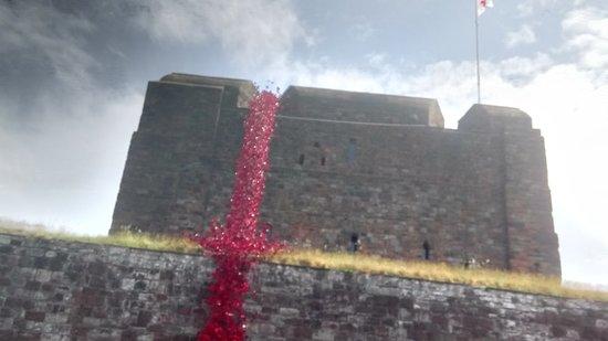 写真Carlisle Castle枚