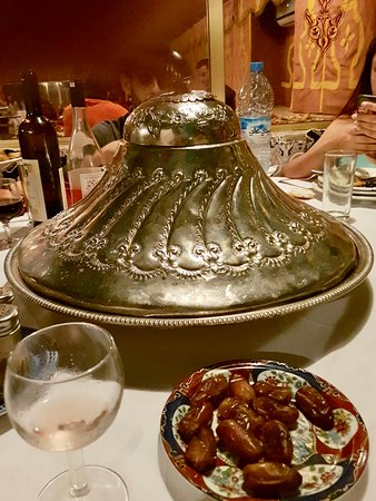 Restaurant Chez Ali: Couscous surprise !