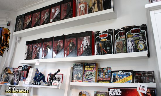 Mycollectables Vintage Toys: New and vintage collectables