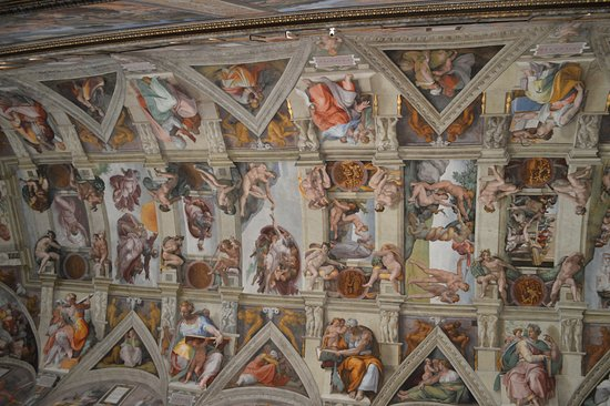Sistine Chapel: A closer look at the Creation