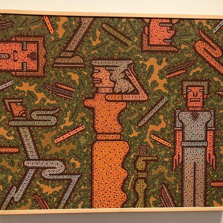 Chazen Museum of Art: Ray Yoshida