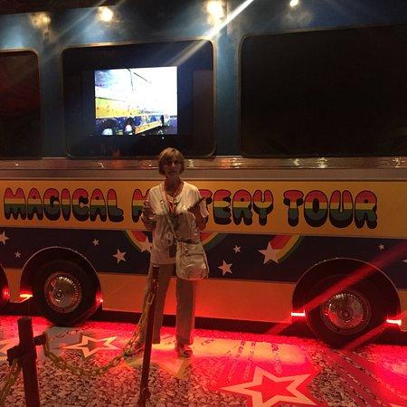 披头士博物馆照片
