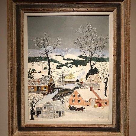 Chazen Museum of Art: Grandma Moses