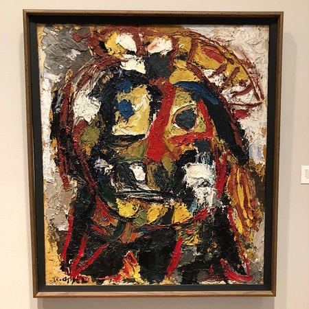 Chazen Museum of Art: Karen Appel