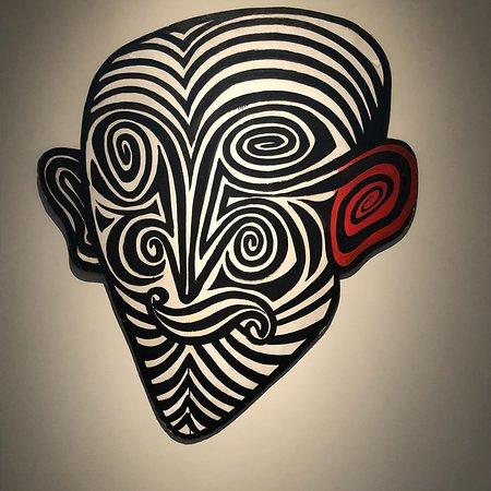 Chazen Museum of Art: Calder head