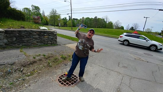 "SK Tours Of Maine, LLC: The sewer drain that inspired ""IT"""