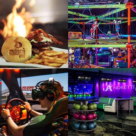 Andretti Indoor Karting and Games照片