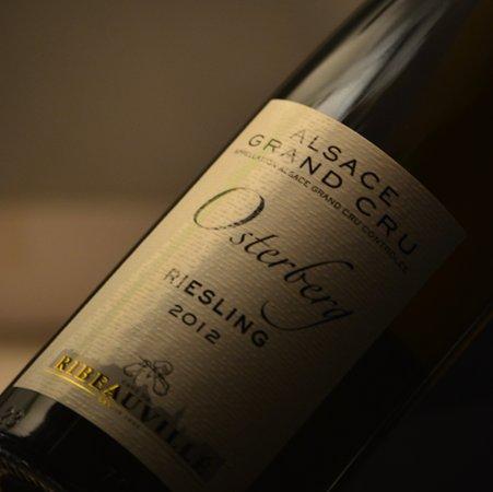 Les Dix Vins: Alsace Grand Cru - Riesling 2012 de la Cave de Ribeauvillé