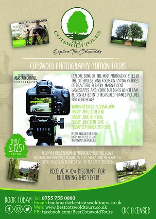 ‪‪Wyck Rissington‬, UK: Join a Best Cotswold Photography Tuition Tour‬