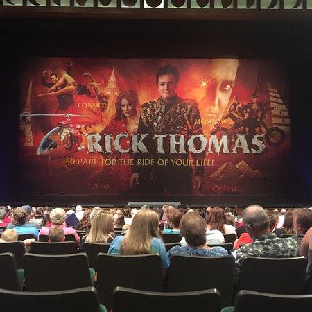 The Magic of Rick Thomas - Mansion of Dreams! صورة فوتوغرافية