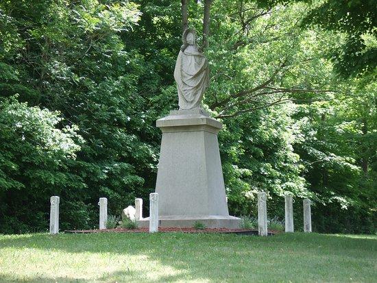 Chief Menominee Monument