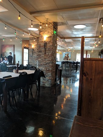 Sagebrush Grill: Interior