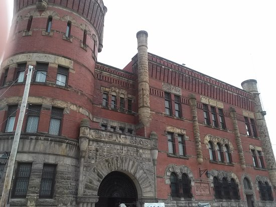 The Cleveland Grays Armory Museum