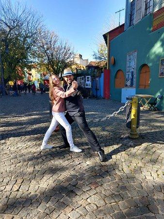 Caminito Tango照片