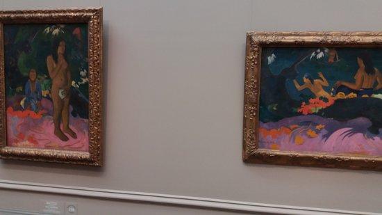 หอศิลป์แห่งชาติ: Gauguin