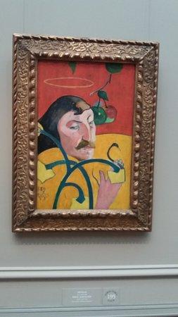 หอศิลป์แห่งชาติ: Más Gauguin