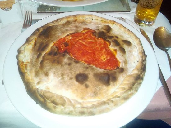 The Jolly Restaurant: Del Contatino - Not for the faint of heart