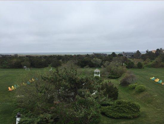 Winnetu Oceanside Resort: View from balcony