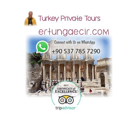 Turkey Private Tours by Ertunga Ecir