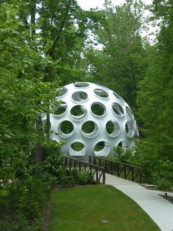Museo de Arte Americano de Crystal Bridges: Dome