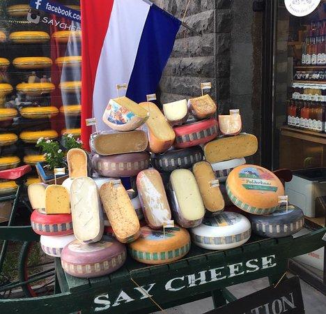 Say Cheese: Dutch cheese