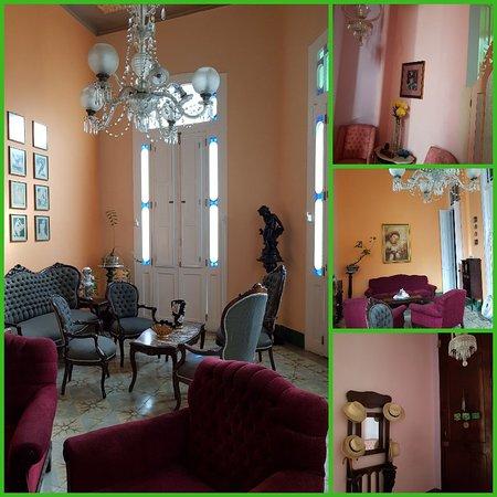 Hostal Chez Nous La Habana Cuba: Hostal Chez Nous ganador otro año mas al premio de la EXCELENCIA... felicidades por quedarse en