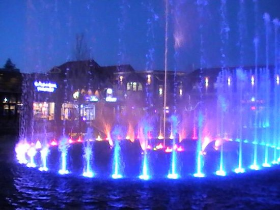 Kid's love to Eat,shop,play,stay at The Island in Pigeon Forge.