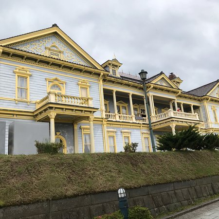 The Old Public Hall of Hakodate Ward ภาพถ่าย