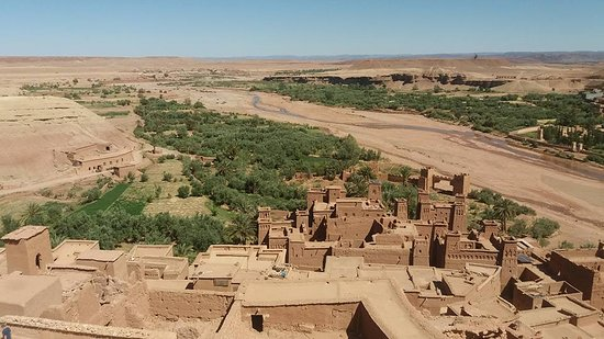BE in Morocco Travel: kasbah ait ben haddou