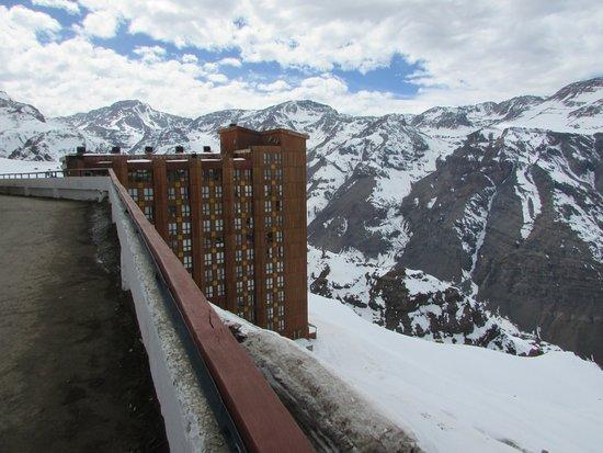 Valle Nevado.