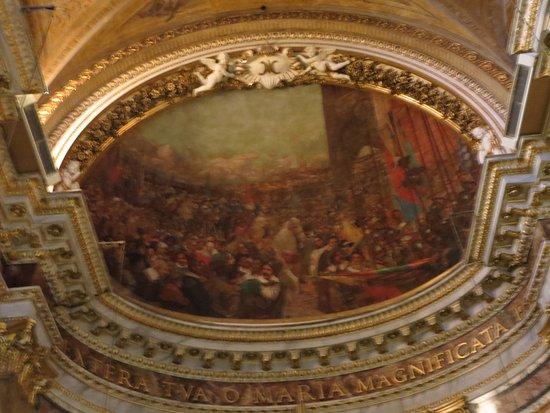 Santa Maria della Vittoria: Innenansicht