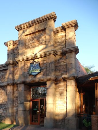 Restaurante Cabeza de Vaca: entrada do restaurante