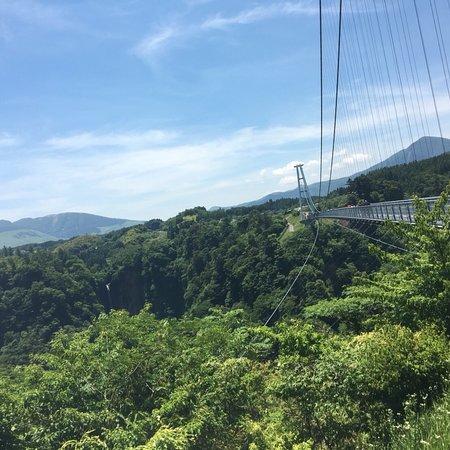 Kokonoe Yume Otsurihashi Bridge Photo
