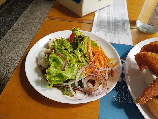 Confraria Chico Mineiro: Salada