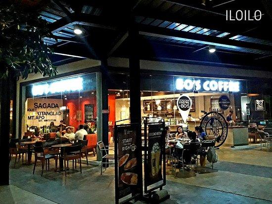 Bo's Coffee at Atria in Iloilo City