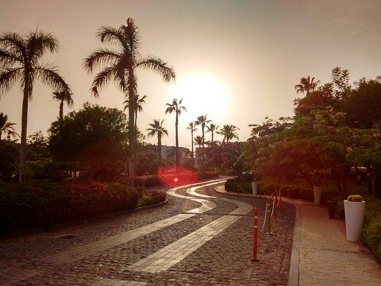 Savoy Sharm El Sheikh: Ingreso