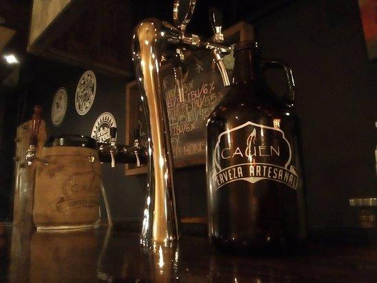 Tunuyan, Argentina: El primer Brew Pub del Valle de Uco!!